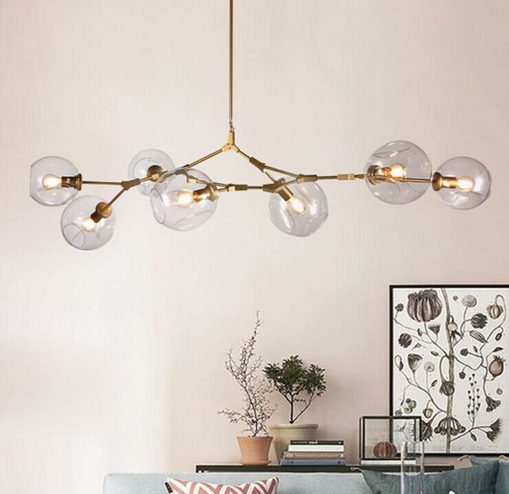 Lindsey Adelman Globe Branching Bubble Chandelier 110v 220v Modern Chandelier Light Lighting -in Pendant Lights from Lights & Lighting on Aliexpress.com | Alibaba Group