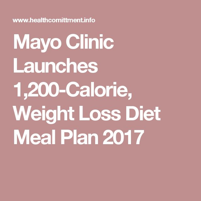 What Is the Mayo Clinic Diet?