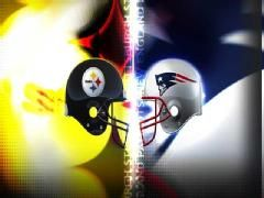 Patriots vs Steelers Logo | Patriots at Steelers Is The Game Of The Week | State Of The Sport