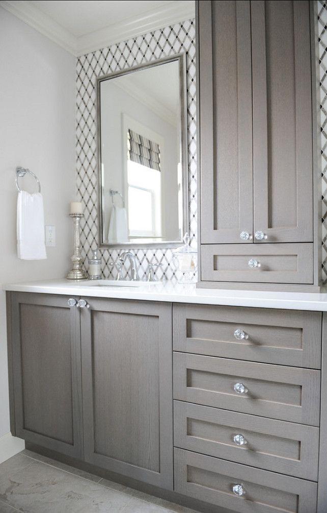 1000 ideas about gray bathrooms on pinterest bathroom for Yellow bathroom ideas pinterest