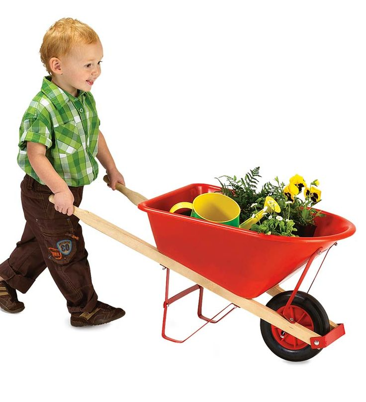 Harry, $30.00 Child's Wheelbarrow