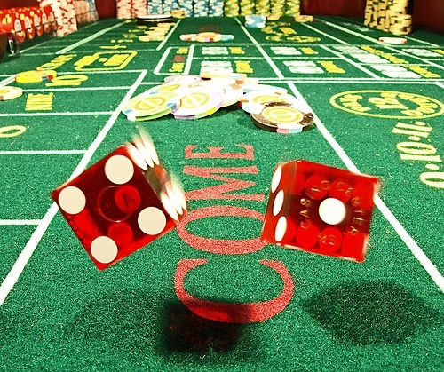 Beating the C ap Out of Craps How to Win at Craps