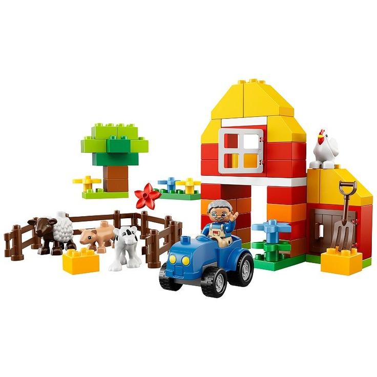Buy Lego Duplo My First Farm online at JohnLewis.com - John Lewis