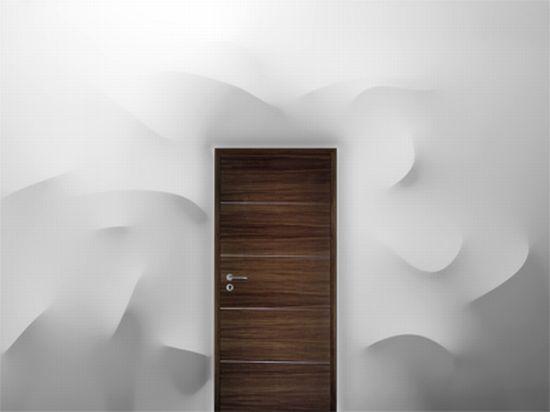 Interactive Liquid Wall – Fubiz™