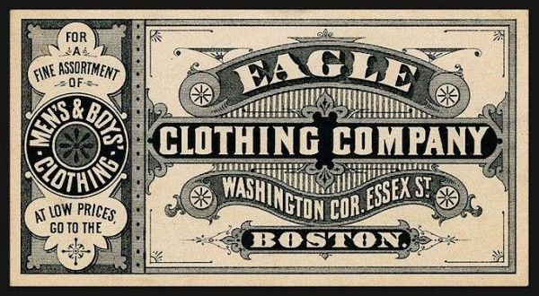 50 great examples of vintage typography