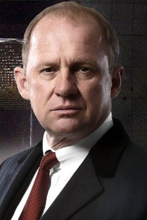 Peter Firth as Roland - World Without End...LOVED him in MI5!! Harry is so great! I have loved everything I have seen Peter in.