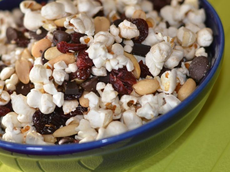 Homemade Trail Mix | Fun to make in your #GoWiseUSA #AirFryer | GW22621: 350F at 5-10 Minutes | GW22611/GW22612: 356F Degrees at 5-10 minutes | Hint: Line the basket with tin foil to avoid a mess