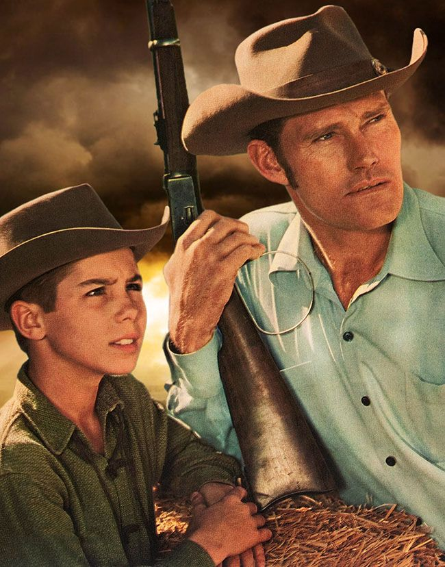 90 best images about chuck connors the rifleman tv for The crawford