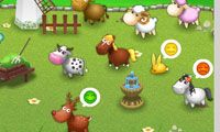 Vida en la granja - Un juego gratis para chicas en JuegosdeChicas.com