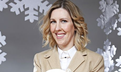 Clare Smyth – a perfect 10 for her talents as a chef. Photograph: Murdo MacLeod for the Observer