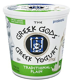 Greek Gods Traditional Plain Yogurt. Best yogurt I've tried. 1/2 cup has 7 grams fat, 7.5 grams carb.  (Some of the sugars will be consumed by the yogurt bacteria, but that's not considered in the carb count.) If you need a different ratio, I've had very good success stirring in melted butter. The result is delicious.