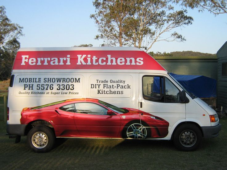 Image Gallery -  - Vehicle Signage