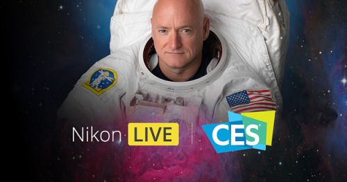 Retired @NASA Astronaut Captain Scott Kelly spent a year in space and now hes here with us at the Nikon Theater! Prepare to be inspired. You can watch all presentations from the #Nikon booth on Jan 10 3am SGT (Jan 9 11am PST) via the link on bio!  Swipe left to see our speakers for Day 1 #NikonCES #CES2018  via Nikon on Instagram - #photographer #photography #photo #instapic #instagram #photofreak #photolover #nikon #canon #leica #hasselblad #polaroid #shutterbug #camera #dslr #visualarts…