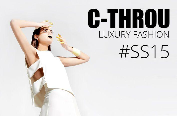 C-THROU Luxury Καμπάνια Άνοιξη Καλοκαίρι 2015 - http://egynaika.gr/moda/rouxa/c-throu-luxury-kampania-anixi-kalokeri-2015/