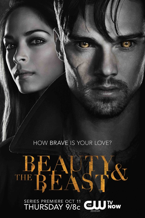 CW Releases Official Poster for 'Beauty and the Beast'