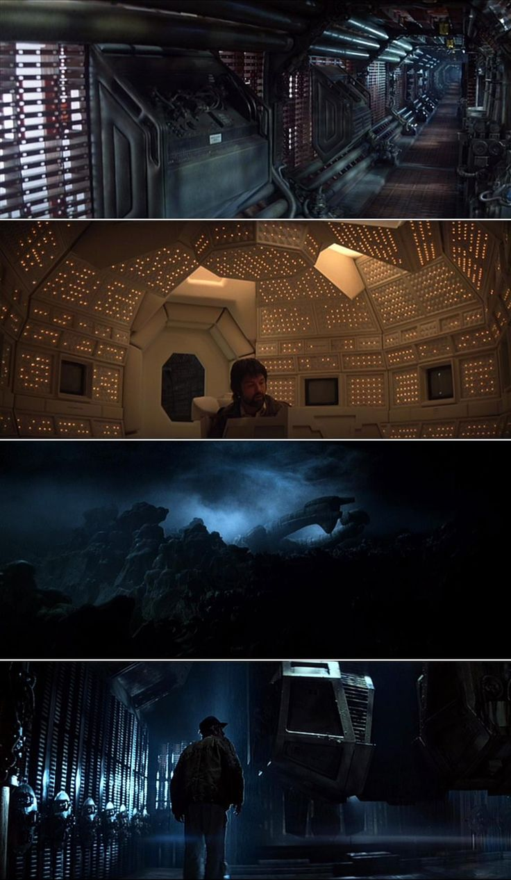 best film cinematography images staging film  alien 1979 cinematography by derek vanlint directed by ridley scott