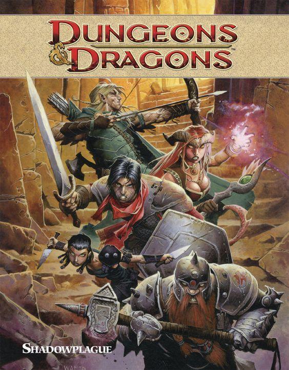 Dungeons & Dragons (Game)