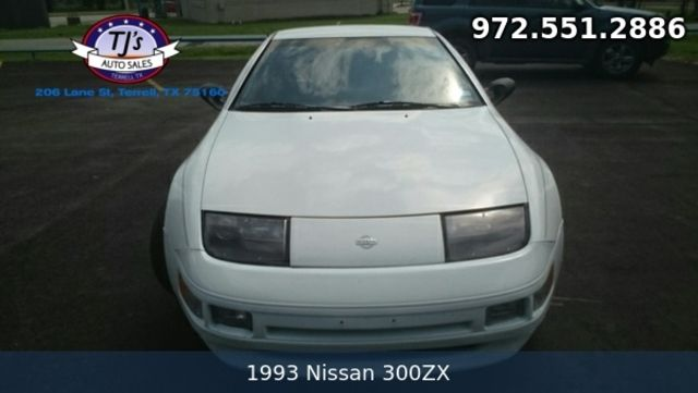 1993 Nissan 300ZX for sale in Terrell, TX 75160 TJ's Auto Sales 972.551.2886 Come take a look at this great pre-owned vehicle!