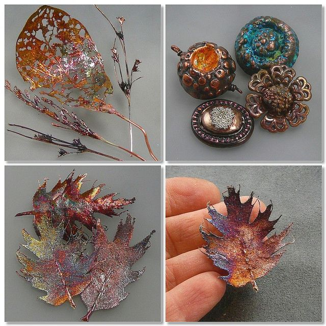 17 Best Images About Electroforming On Pinterest Copper Raw Crystal Necklace And Stone