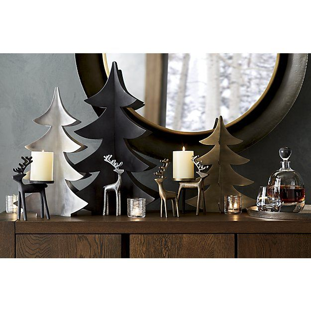 Home Made Modern Craft Of The Week 2 Rustic Christmas Stars: 25+ Unique Metal Tree Ideas On Pinterest