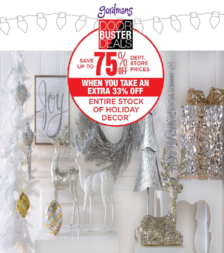 Holiday Home Decor For A Great Price! Decorate Your Home