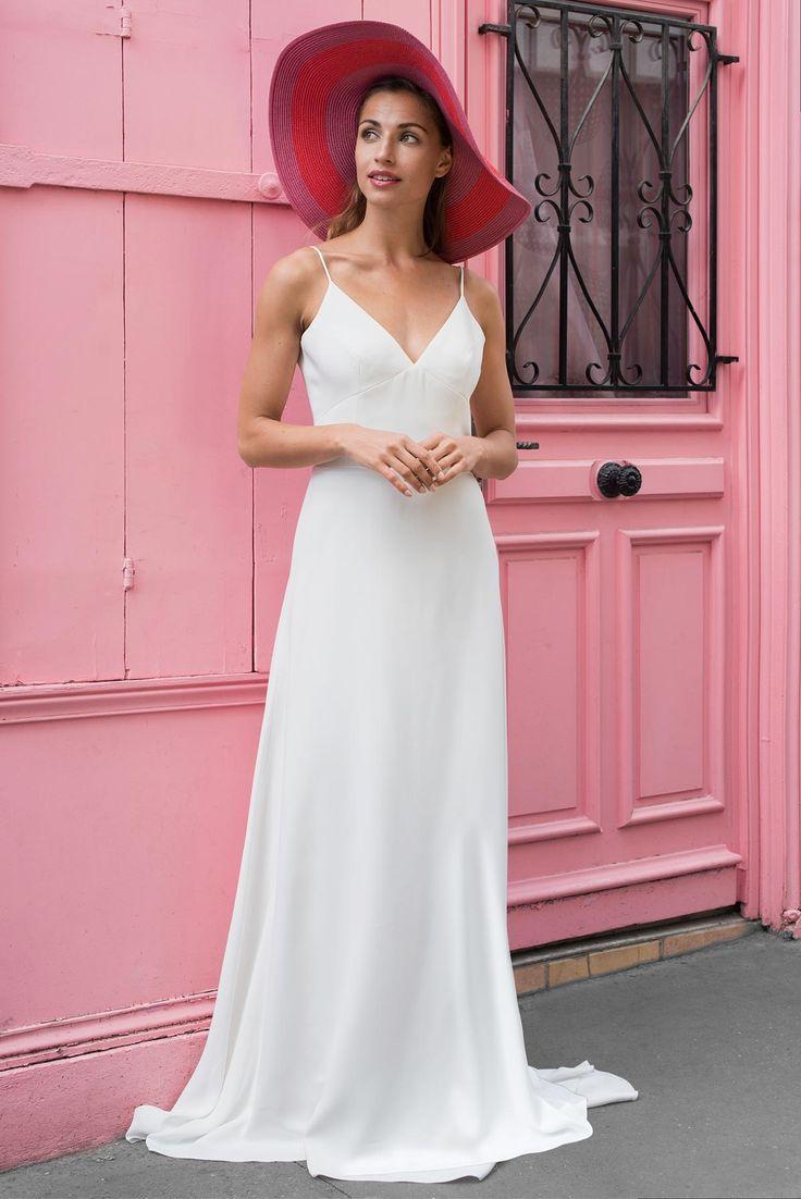 91 best Marie Laporte - Collection 2018 images on Pinterest   Bride ...