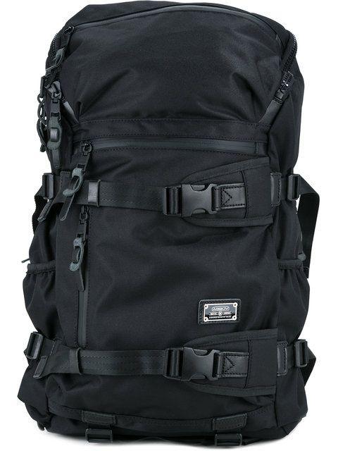 As2ov Cordura Dobby 305D round zip backpack