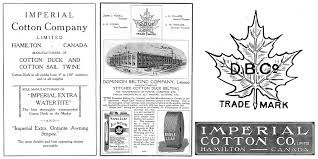 Image result for imperial cotton mill 1924 hamilton