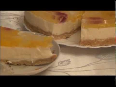 вкуснейший торт-суфле без выпечки