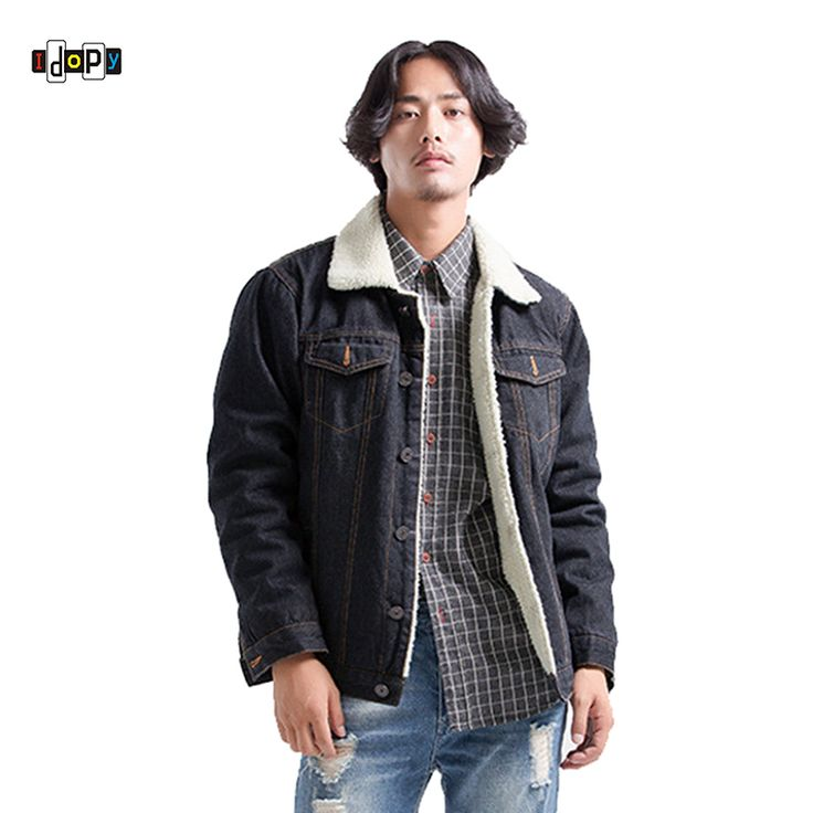 Idopy Winter Fleece Lined Jean Denim Trucker Jacket Jeans Coat For Male Thermal Coat Outwear Blazer -  Compare Best Price for Idopy Winter Fleece Lined Jean Denim Trucker Jacket Jeans Coat For Male Thermal Coat Outwear Blazer product. This Online shop provide the discount of finest and low cost which integrated super save shipping for Idopy Winter Fleece Lined Jean Denim Trucker Jacket Jeans Coat For Male Thermal Coat Outwear Blazer or any product.  I think you are very happy To be Get Idopy…