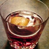 Negroni and other Cocktails With OPIHR GIN