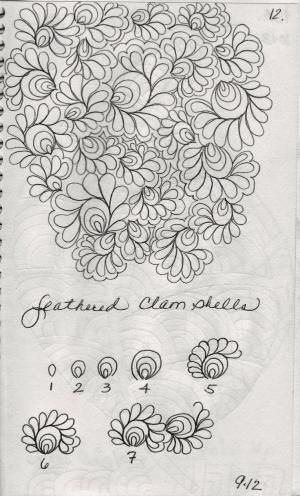 LuAnn Kessi: From My Sketch Book... by millicent