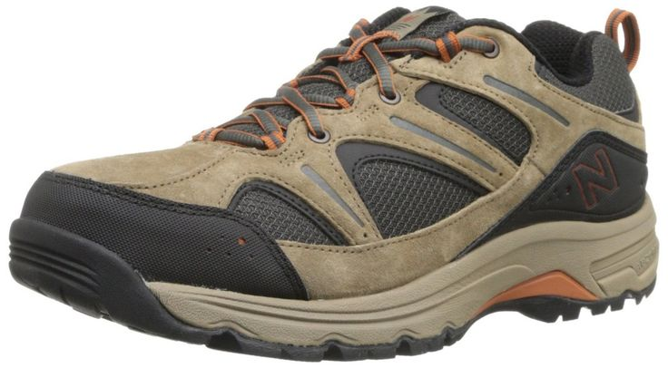 . New Balance Men's MW759 Country Walking Shoe:      A very well known and highly popular brand, this new balance walking shoe range is quite extensive.     You can get a decent pair of walking shoes with deep cushioning which is the base for a great comfort feeling.     This shoe is one of our choice for the best walking shoes for wide feet.     Padded tongue and collar; all contributes to stability and a sense of security when walking