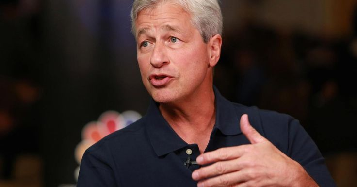Dimon on diversity: '30% of my direct reports are women'
