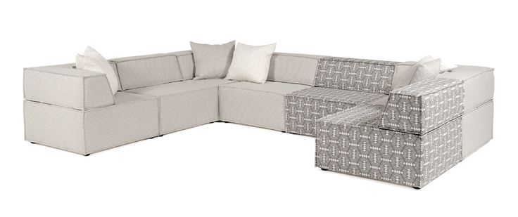 August & Co Blog - Spring Designing and Outdoor Living The new QBE range from Kovacs - indoor/outdoor fabric