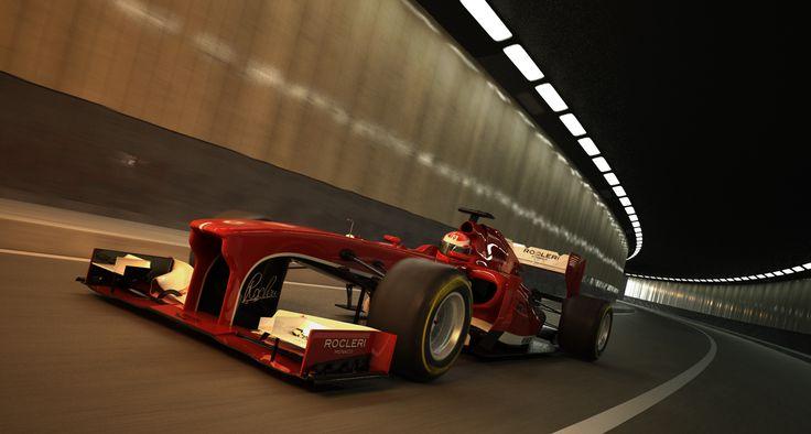 Project: F1 | Client: GP Monaco | Agency: Rocleri