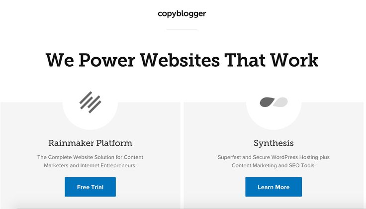 Copy Blogger