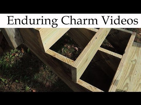 Making Stair Stringers - Learn how to build your own. - YouTube