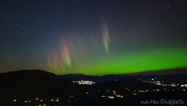 #auroraborealis #astro #star #oppdal #mountain #nordlys #holanfoto