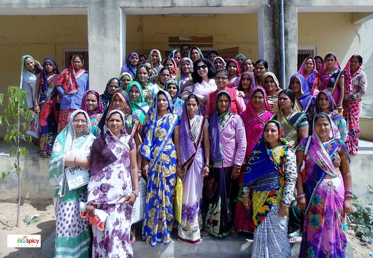 ASHA (Accredited Social Health Activist) workers (India) - Nutrition recommendations for pregnancy & lactation - The ASHA healthcare workers are female and each of them provides support to several hundred families in the rural area. They have minimal education but extremely well-trained. I was impressed by their knowledge and commitment.