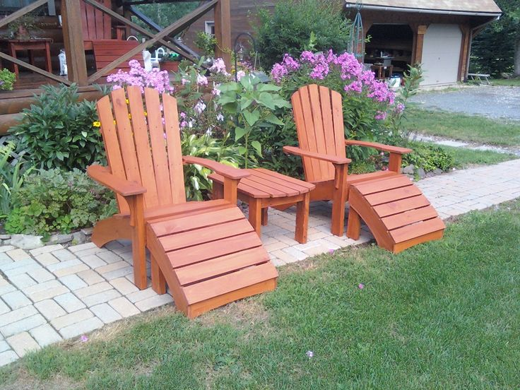 The Adirondack Chair Had A Rocky Start, But Is Now One Of The Most Iconic  Chair Designs Of The Northeast.