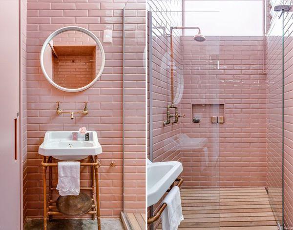 Die besten 25+ Decoração banheiro rosa Ideen auf Pinterest - badezimmer 3d modelle