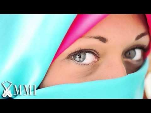 Musica arabe para bailar danza del vientre moderna y sensual con velo 2015 - YouTube