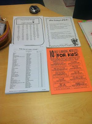 Conference Printables!