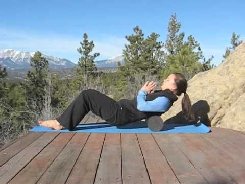 What are some treatment options for chronic thoracic spine pain?