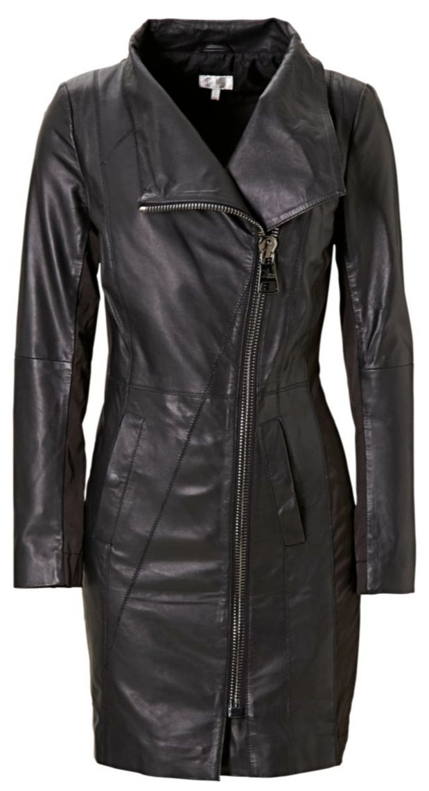 2Love Tony Cohen leather dress