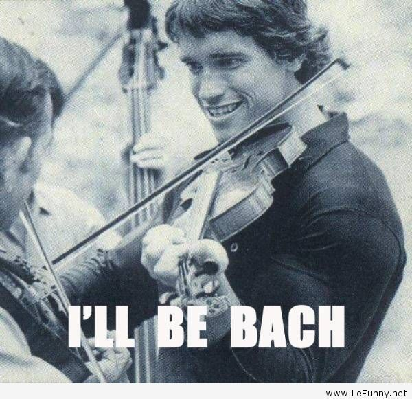 So much violins in his movies.