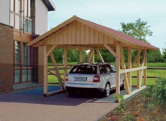 Carport houten carports aluminium carports en maatwerk carports idee n voor het huis - Pergola met intrekbaar canvas ...
