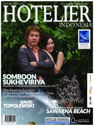 Hotelier Indonesia Edition - 13 digital magazine - Read the digital edition by Magzter on your iPad, iPhone, Android, Tablet Devices, Windows 8, PC, Mac and the Web.