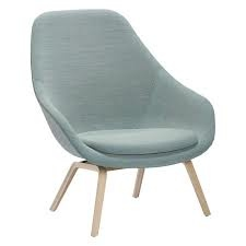 About a Lounge-Chair by Hay